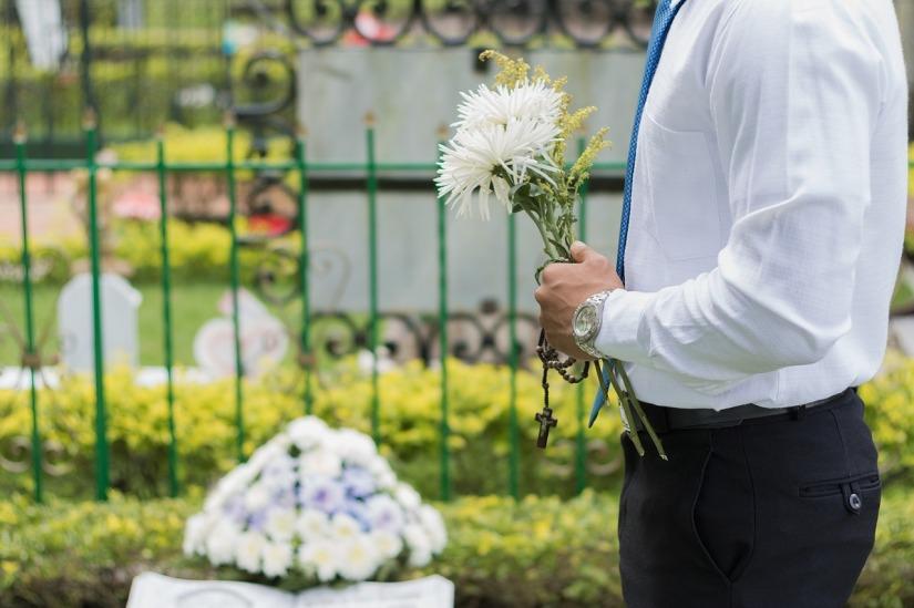 被法院認為不需要的喪葬儀式是無法索賠的